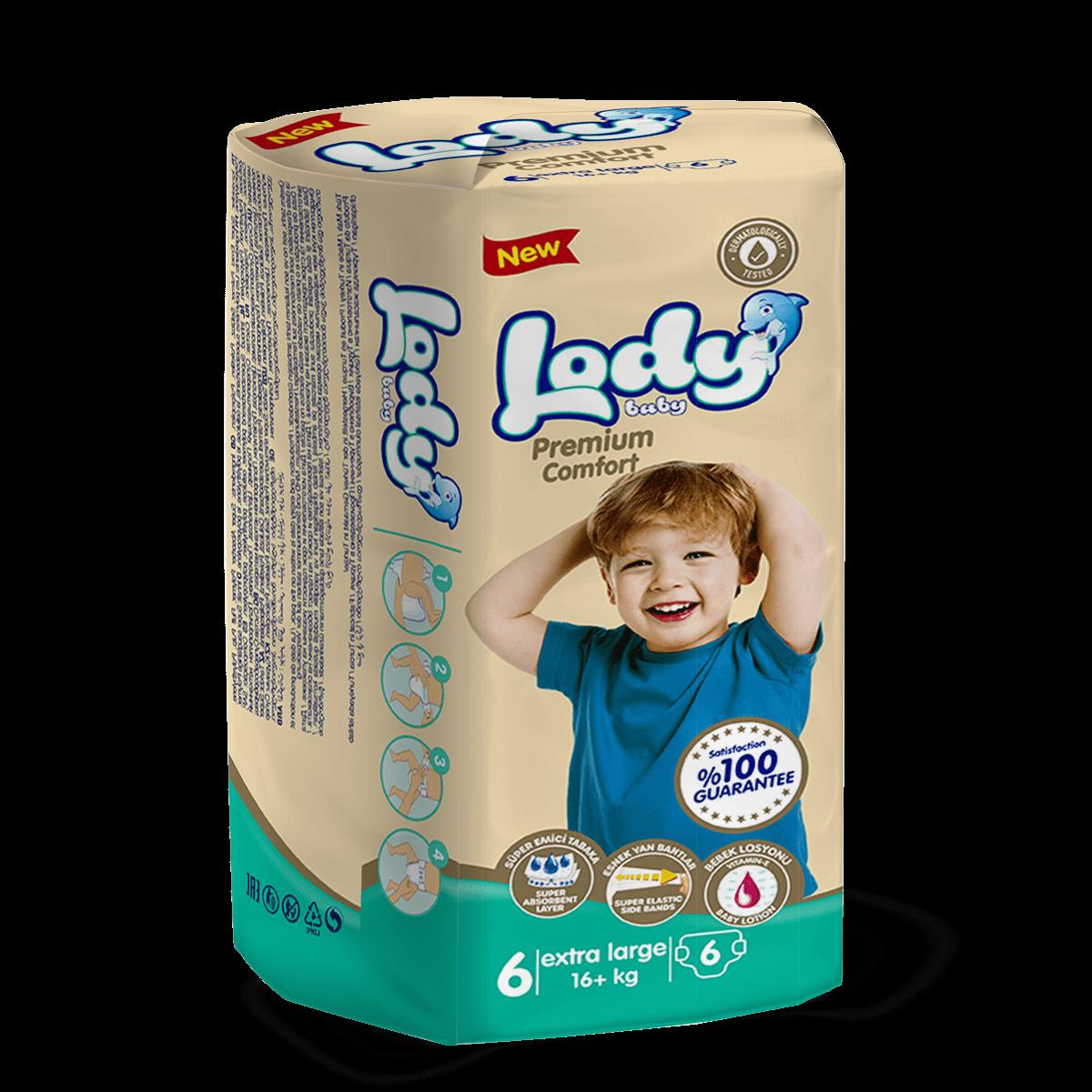 LODY BABY XL ( 16 + Kg ) Küçük Paket